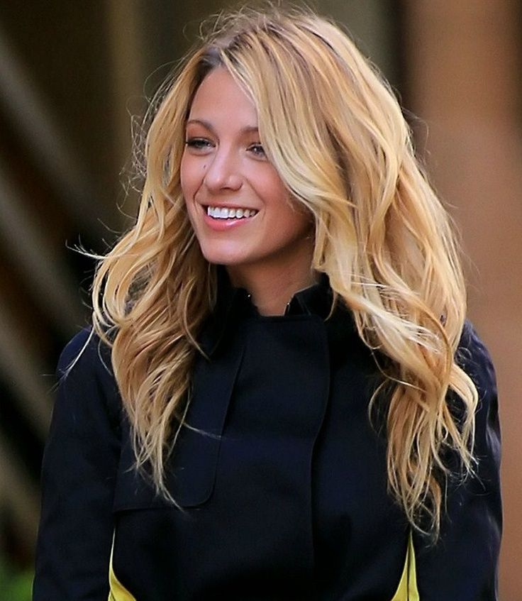 Blake Lively Haircut On Pinterest Blake Lively Hair