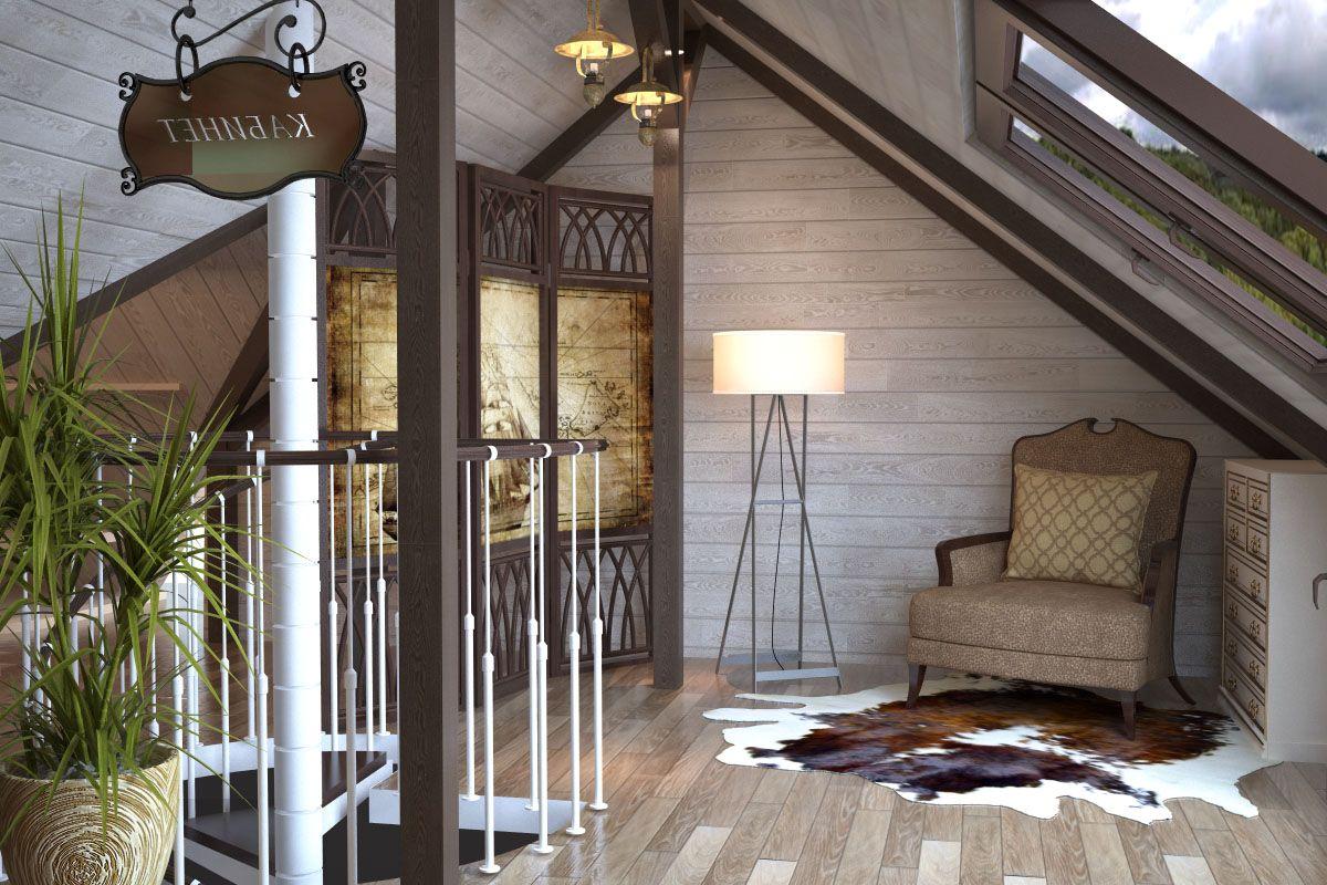 Home interior ceiling design mansard roof design sketch ideas and images  slanted ceiling