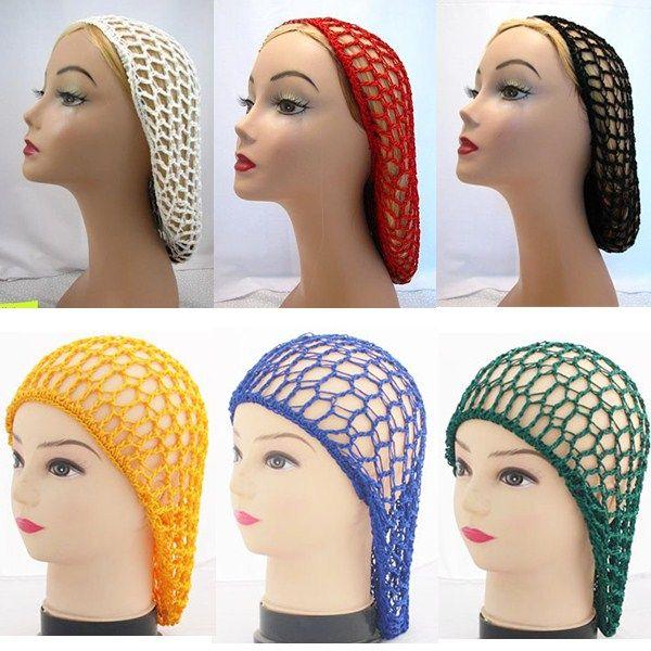 LNRRABC branded hollow crochet headwear delle donne turbante fasce moda retina per capelli della donna accessori per capelli hairband all'ingrosso