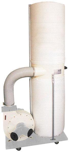 Aspirador de Poeiras  Modelo: FM 300  Potência (Tensão): 2 Cv/ 1,5 kW (230V) ou 2 Cv/ 1,5 kW (380V)  Capacidade aspiração: 3000 m3/h  Ø da entrada: 1x125/ 2x100mm  Ø do ventilador: 360 mm  Ø do(s) saco(s): 500 mm  Altura saco(s) filtragem: 850 mm  Altura saco(s) recolha: 850 mm  Capacidade do(s) saco(s): 1 x 150 litros  Peso: 51 kg Marca: Vmaq