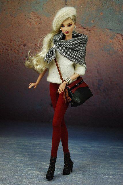 Mademoiselle Jolie | por dolls&fashion
