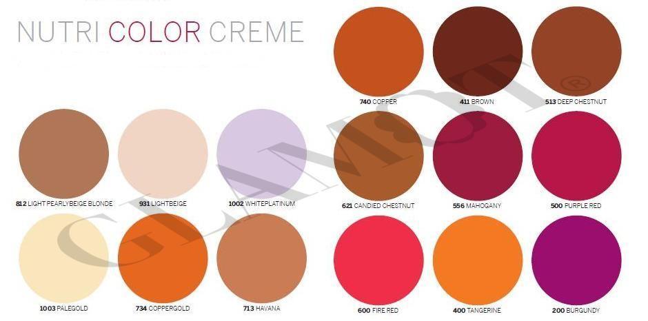 Revlon Nutri Color Creme Glamot Com Creme Color Nutri