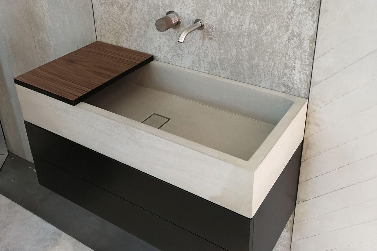 Waschtisch Beton Elina 90 In 2020 Beton Design Waschtisch Design
