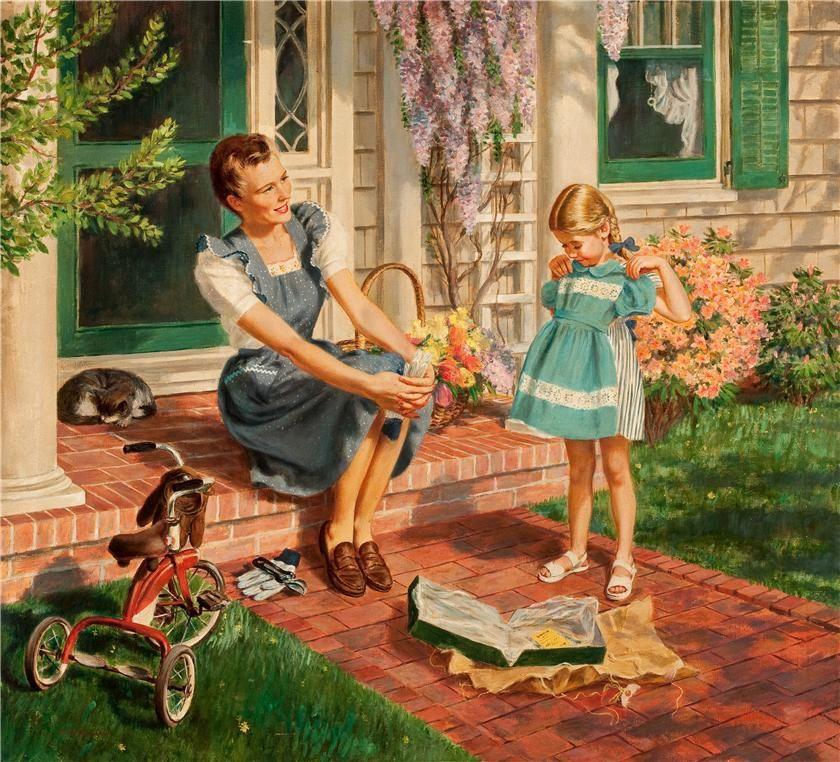 Мы собирали открытки в детстве