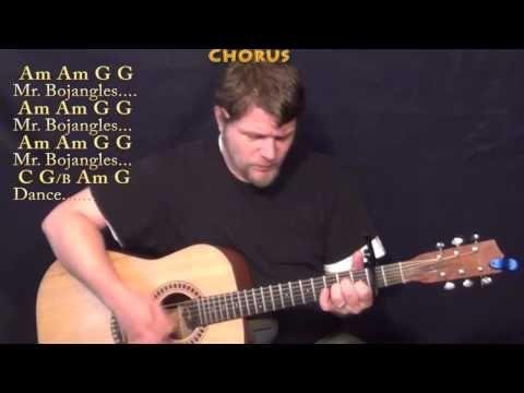 Mr Bojangles Jerry Jeff Walker Strum Guitar Cover Lesson With Chords Lyrics Capo 2nd Fret Easy Guitar Songs Guitar Chords For Songs Guitar Lessons