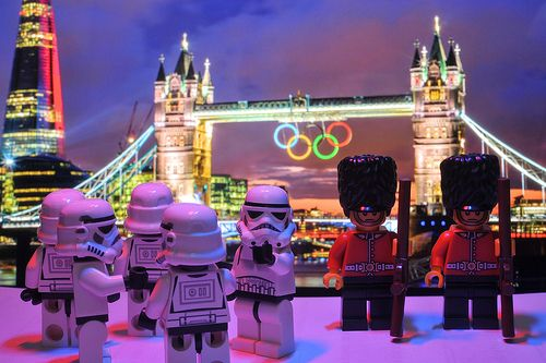 We are ready for the Olympic !!
