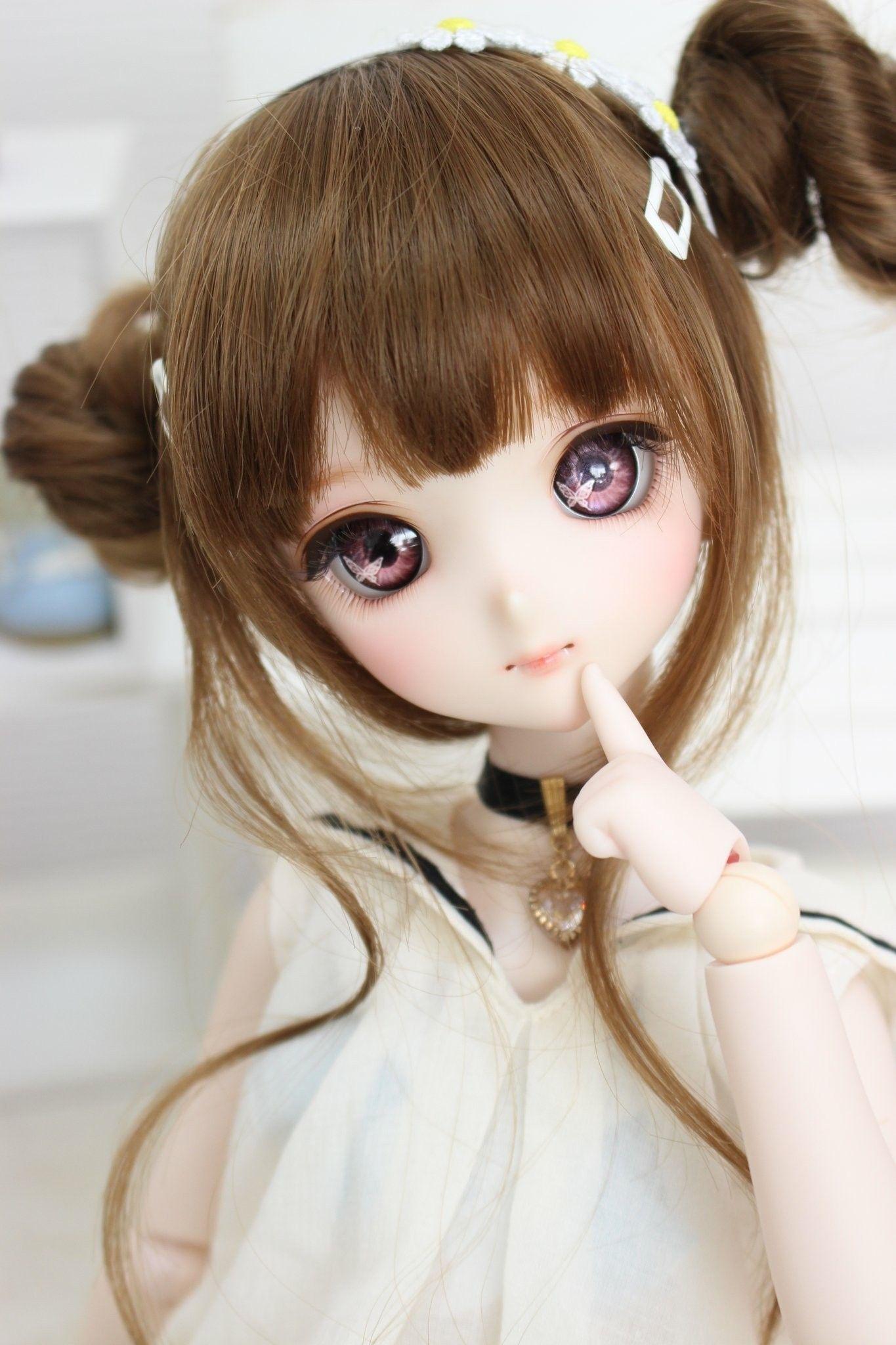 Anime doll kawaii smart doll dollfie bjd anime