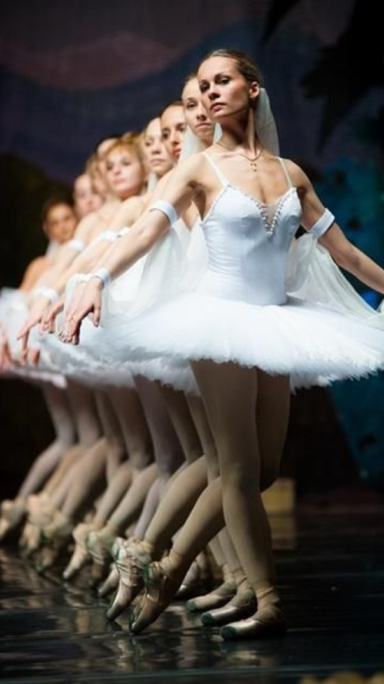 The National Ballet of Ukraine Natalia Makarova's La