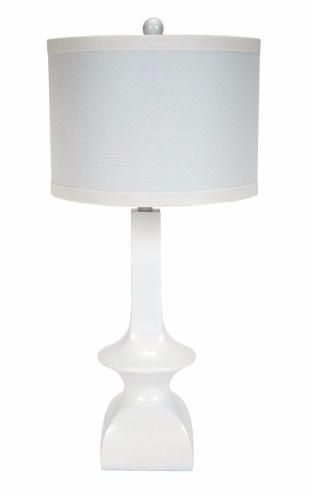 White Organic Form Table Lamp Statement Lamps Pinterest - statement form