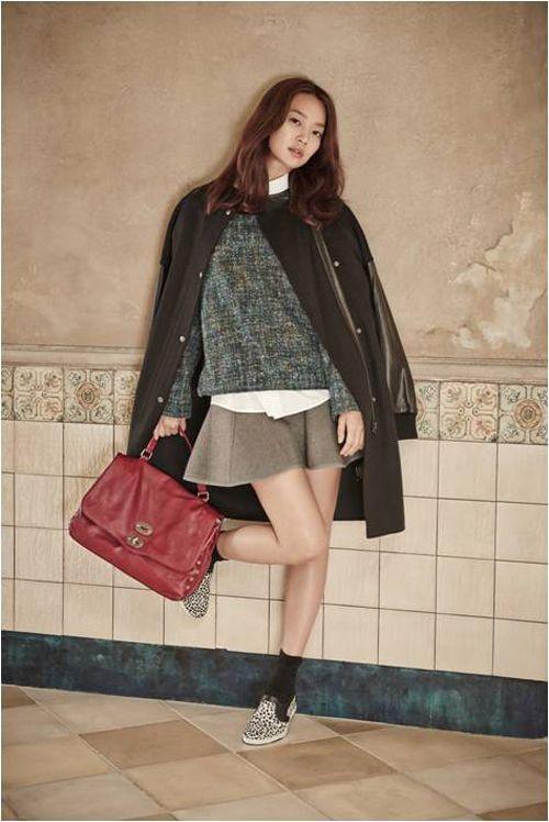 Shin min ah elle magazine september issue 14 shin min for Elle magazine this month