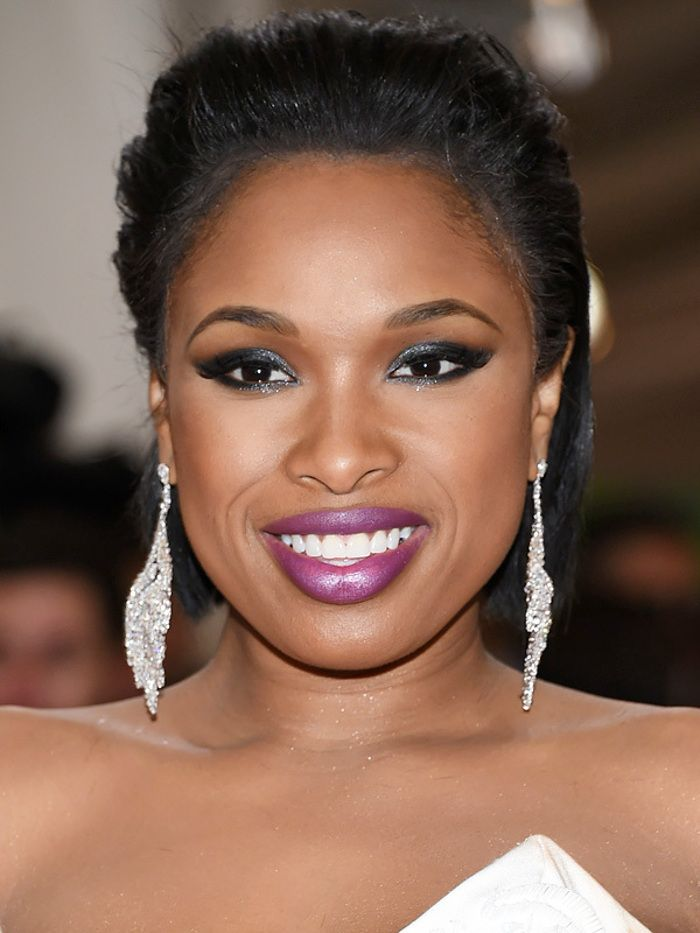 The Best Celebrity Smokey Eye Makeup Looks Jennifer Hudson