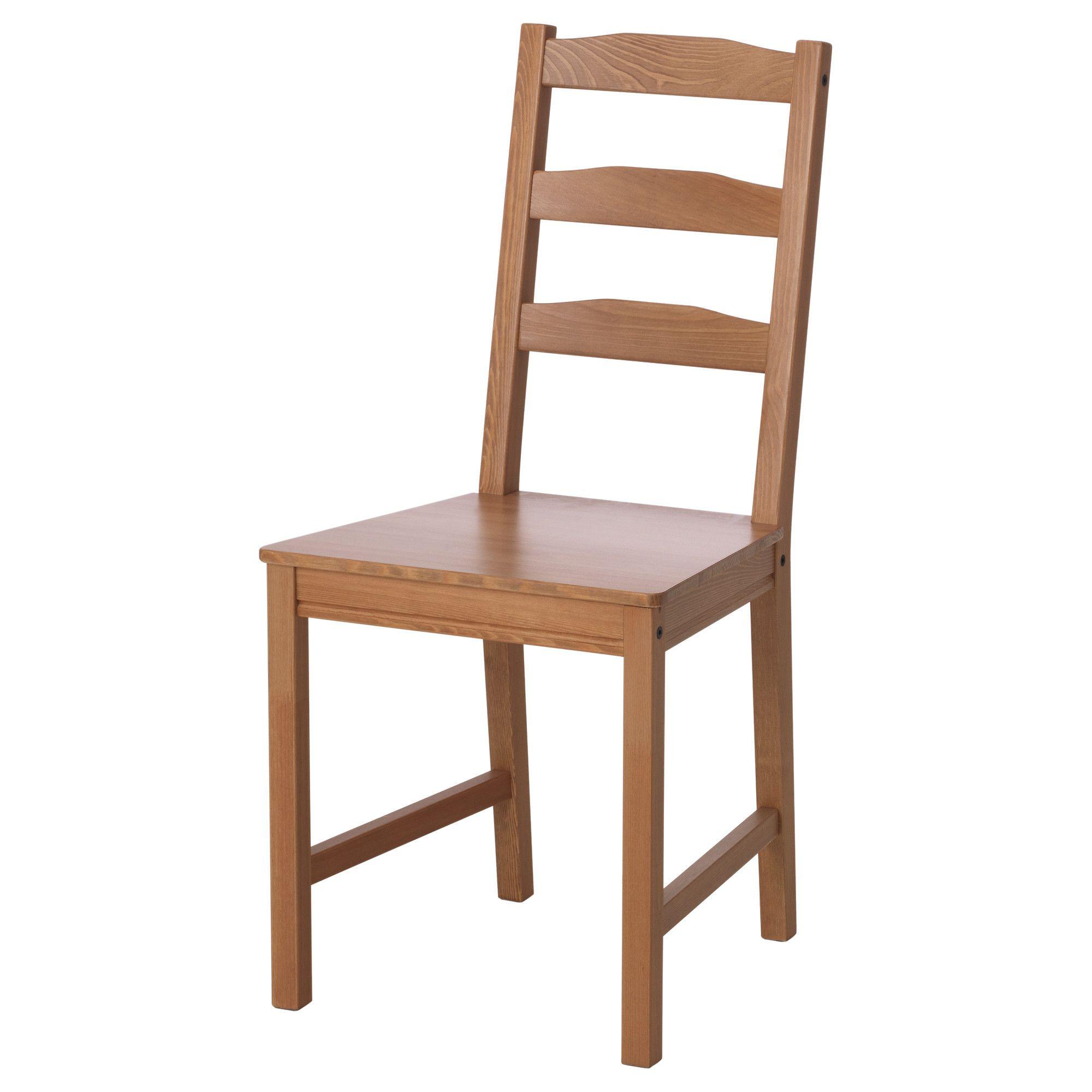 kitchen chair / เก้าอี้ห้องครัว Ikea chair, Pine chairs
