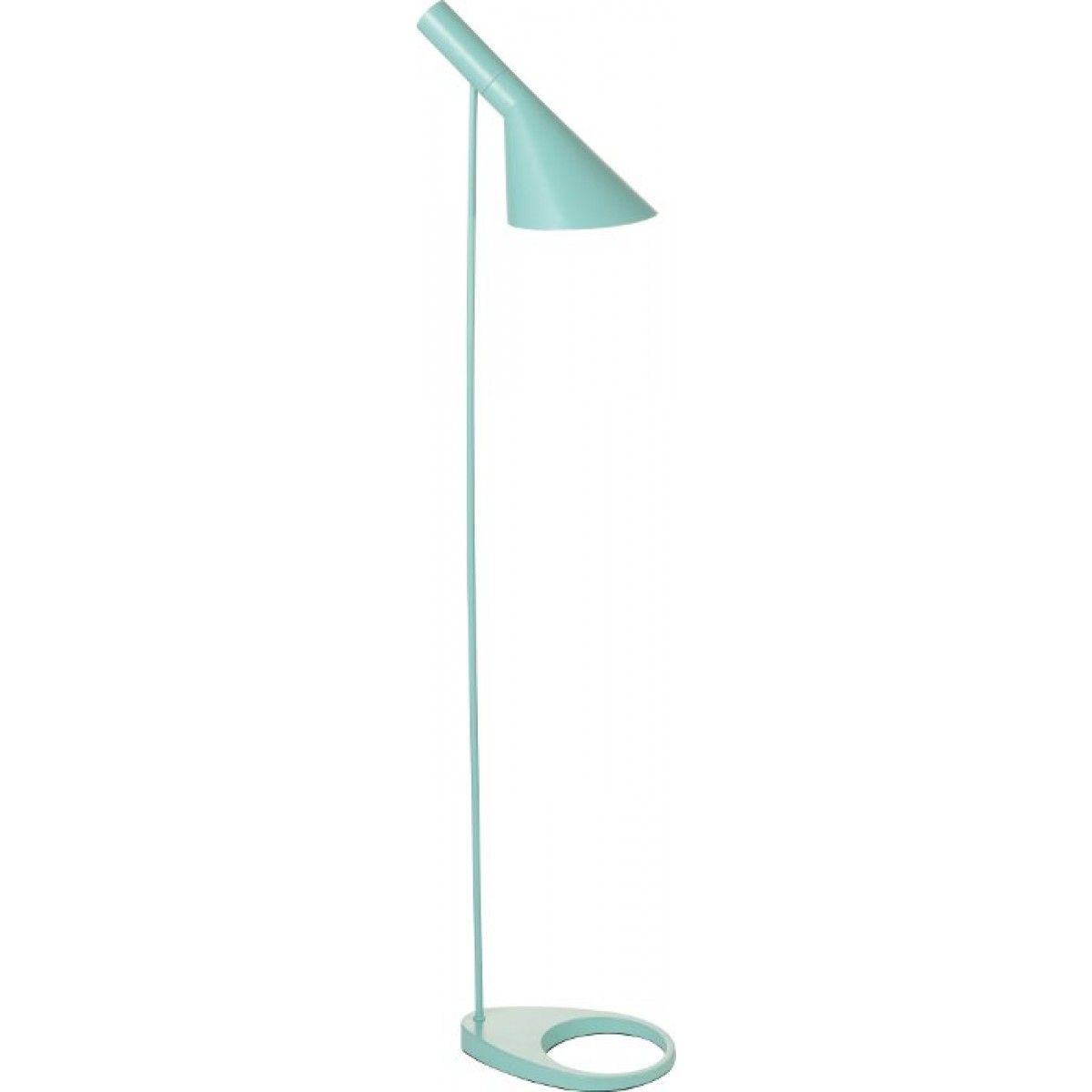 Aj stehlampe jacobsen designerlampen voga living in replica aj floor lamp inspired by arne jacobsen designed for the royal hotel in 1960 adjustable shade and glarefree light availabe in several colours part aloadofball Images