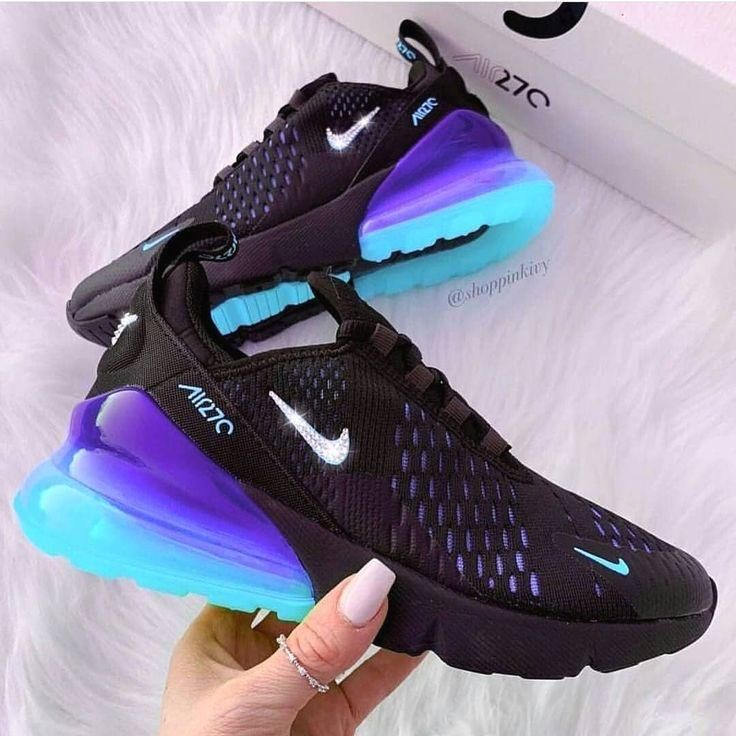 1, 2, 3, 4 oder 5 & le | Nike shoes blue, Nike air shoes