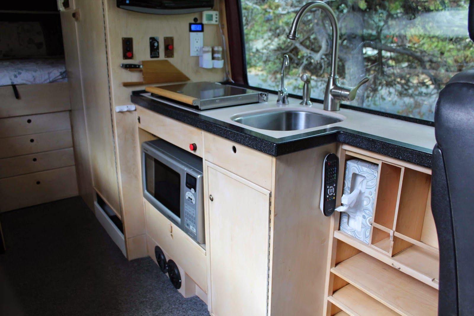 sprinter camper wohnmobil m belbau wohnmobil. Black Bedroom Furniture Sets. Home Design Ideas