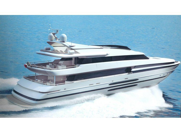 Motor Yacht - Balista - Pisa SuperYachts - Superyachts for Sale on Superyacht Times .com
