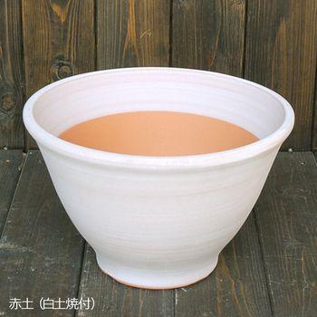 "Rakuten: アルモニテラコッタ 8 / flowerpot / unglazed bowl- Shopping Japanese products from Japan. 10""x6"" ...9/1"
