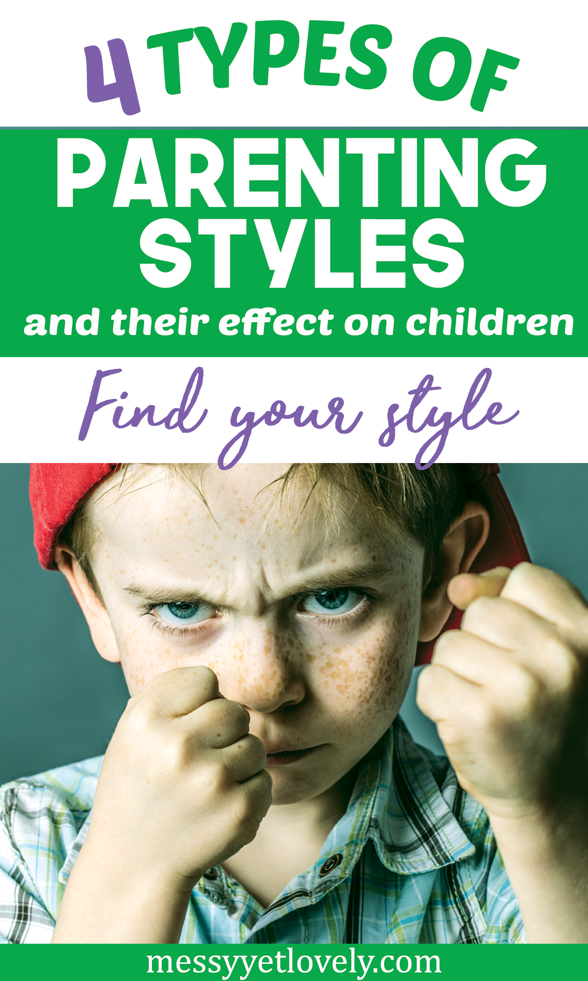 4 Types Of Parenting Styles And Their Effects On Child