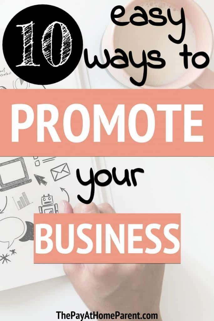 How To Promote Your Business Using 10 Easy Online And Local Methods is part of Local business marketing, Start online business, Start up business, Business promotion, Start up, Marketing - year business is simple, but promoting your business successfully can be a challenge