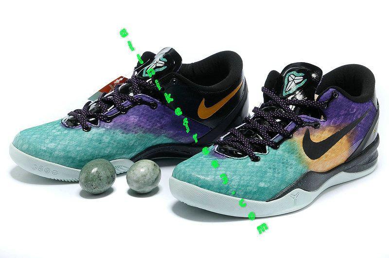 Nike Kobe 8 basketball shoes