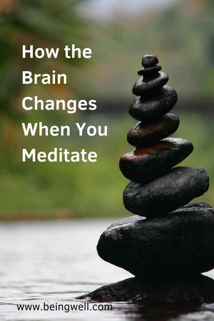 How the Brain Changes When You Meditate - BEing Well ...