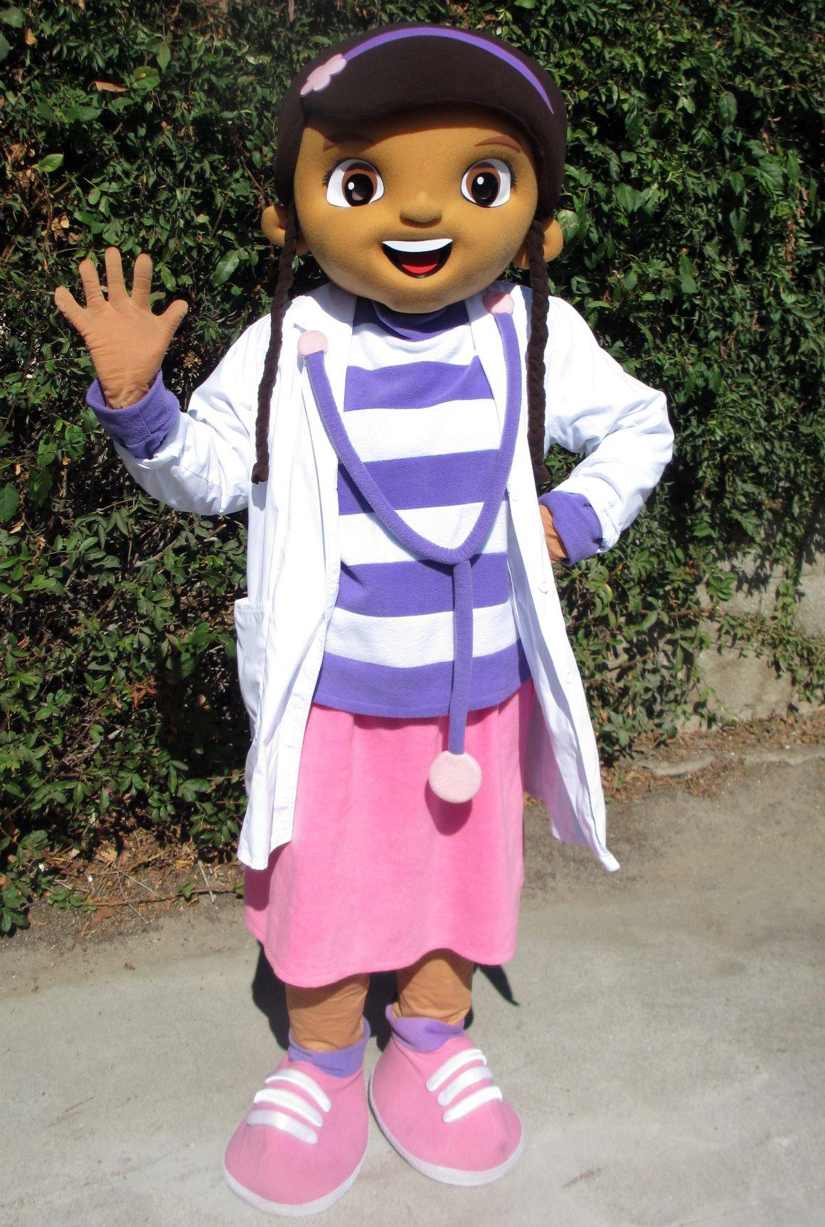 Hallie Doc Mcstuffins Costume 73676 Loadtve