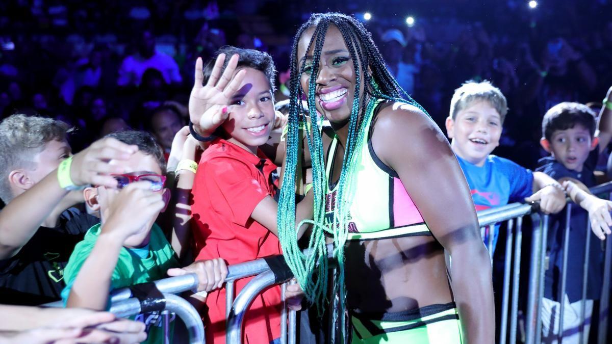 Photos: WWE Live is phenomenal in Panama City | Naomi | Pinterest