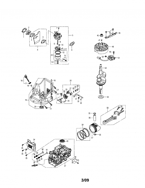 Honda Engine Parts Name Diagram Honda Diagram Honda Models