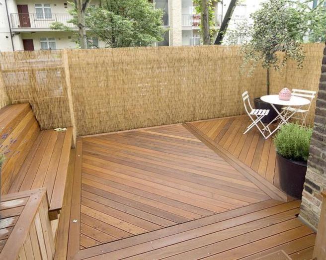 Garden Design Decking Areas acurio ginger dove black vinyl lattice decorative privacy panel