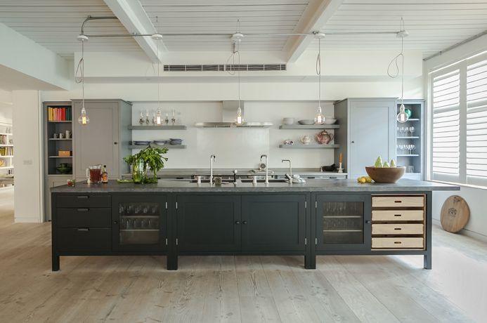 Cabinets- Plain English Home Living Pinterest Ilot cuisine