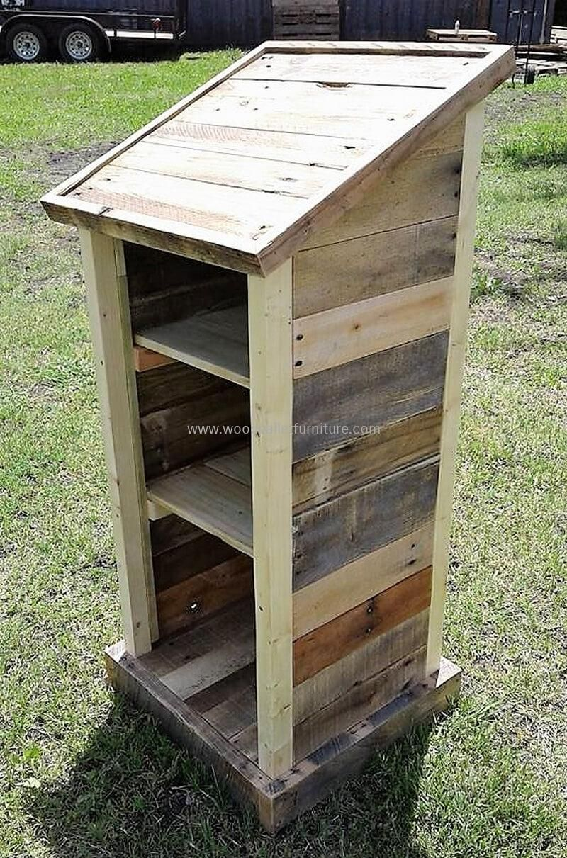 Simple And Easy Pallets Recycling Ideas (With images ...