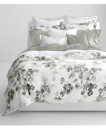 Photo of Lauren Ralph Lauren Flora Blue 3-Pc. Cotton King Comforter Set & Reviews – Comforters: Fashion – Bed & Bath – Macy's