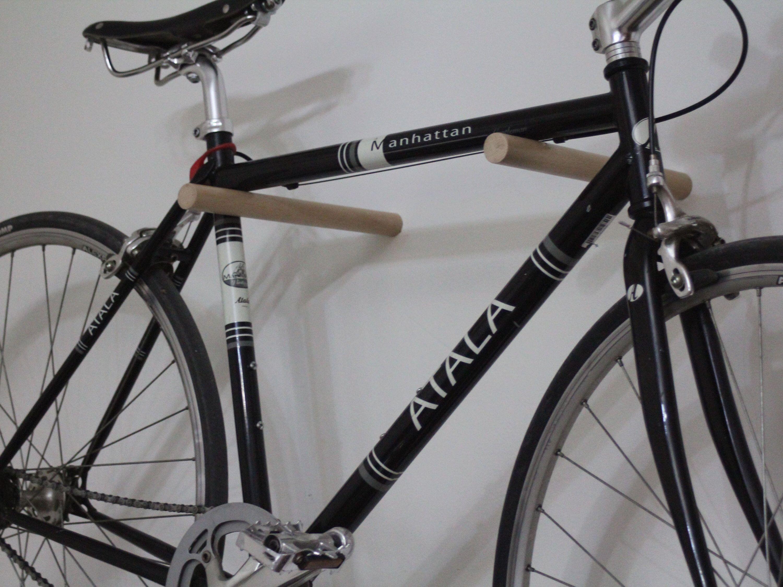 Fahrrad Rack Wand Montieren Holz Fahrradhalter, Fahrradst Nder, Fahrrad Aufh Nger, Fahrrad