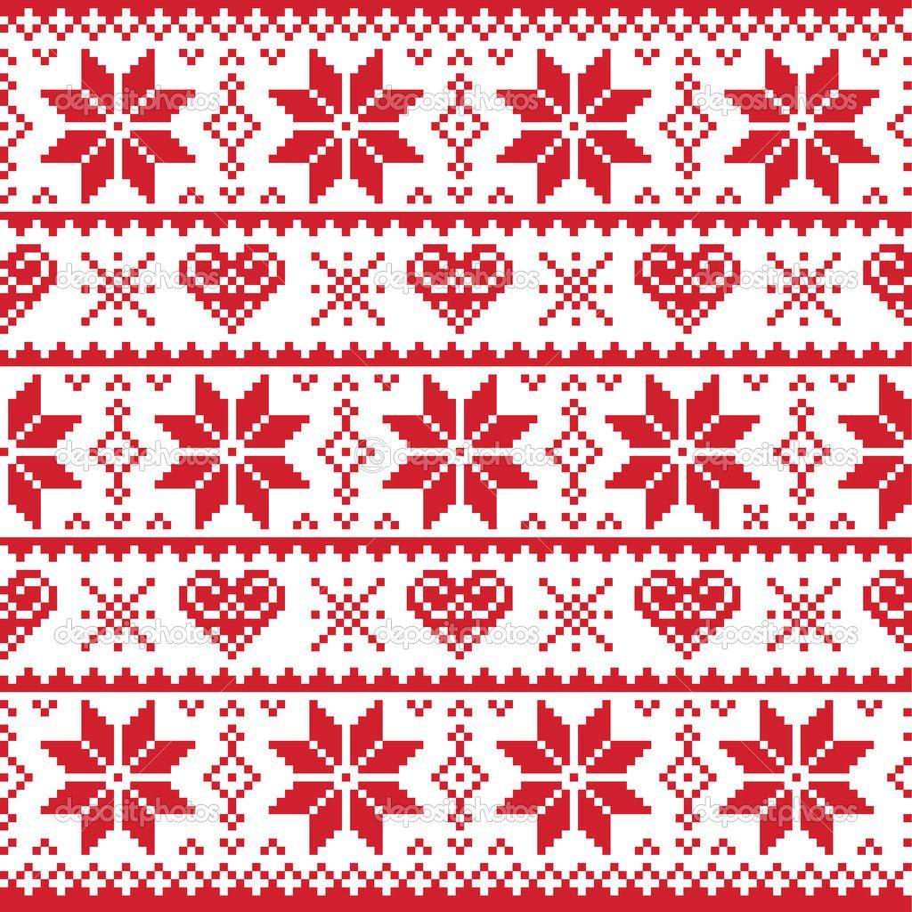 Christmas sweater patterns
