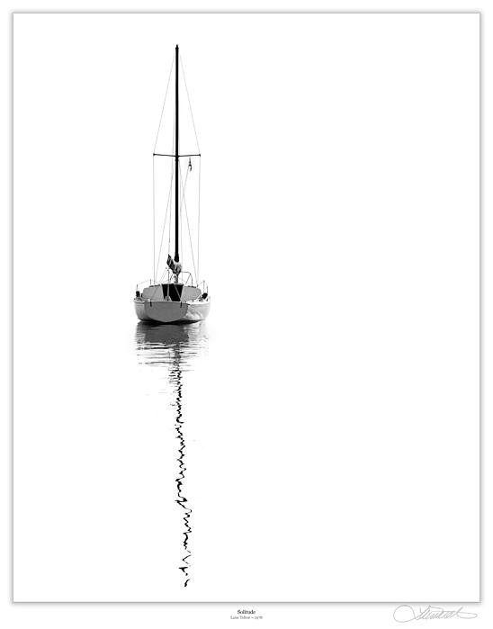 Solitude Art Print by Lar Matre