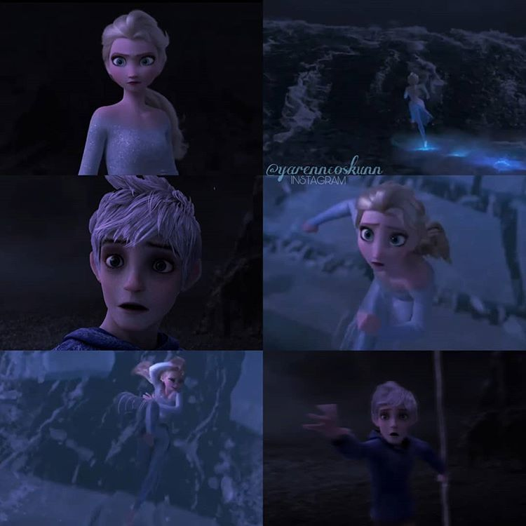 On Instagram New Trailer Frozen2 Fixed Version With
