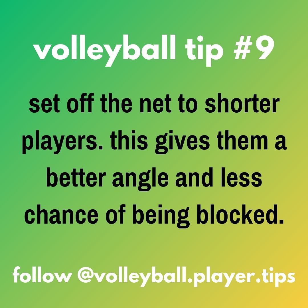 Volleyball Player Tips On Instagram Give The Shorties A Chance Tag Your Favorite Little Hit Volleyball Tips Inspirational Volleyball Quotes Volleyball Jokes