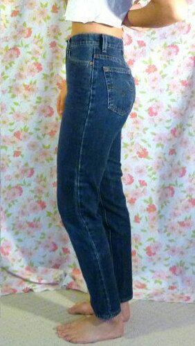 46b8599275 Vintage Levis HIGH waist denim jeans. Authentic VINTAGE Levi denim* *This  is a