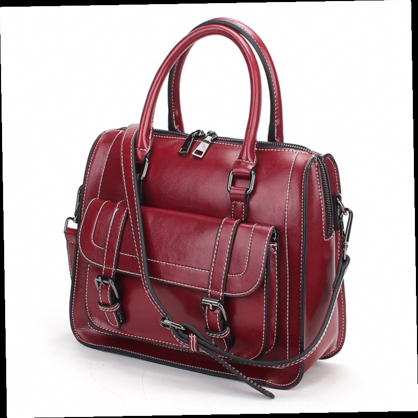 49.62$  Buy here - http://alif3f.worldwells.pw/go.php?t=32782679176 - 2017 new handbag ladies handbag leather handbag leather handbags