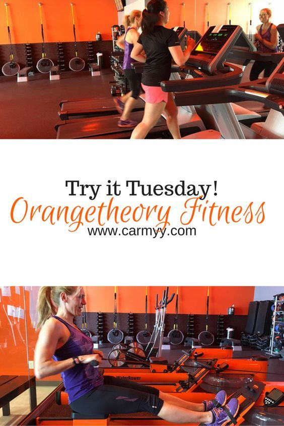Try It Tuesday: Orangetheory Fitness | Health & Fitness
