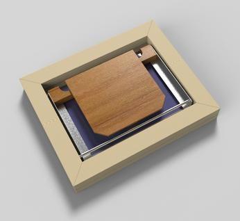 Secret Hidden Compartment Picture Frame Gun Safe Wwwdiyeasycrafts