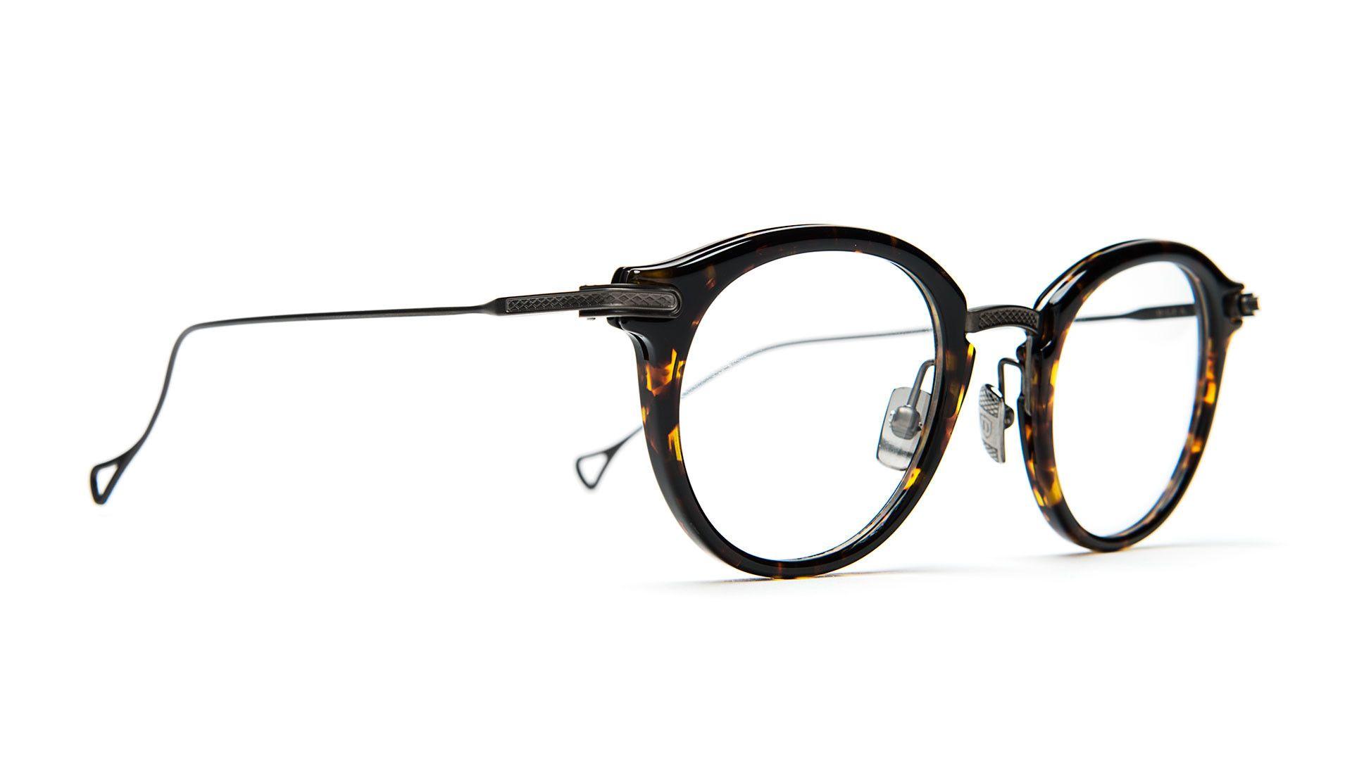 EDMONT- Dark Tortoise / Gunmetal #blackoptical #dita #ditaeyewear #glasses