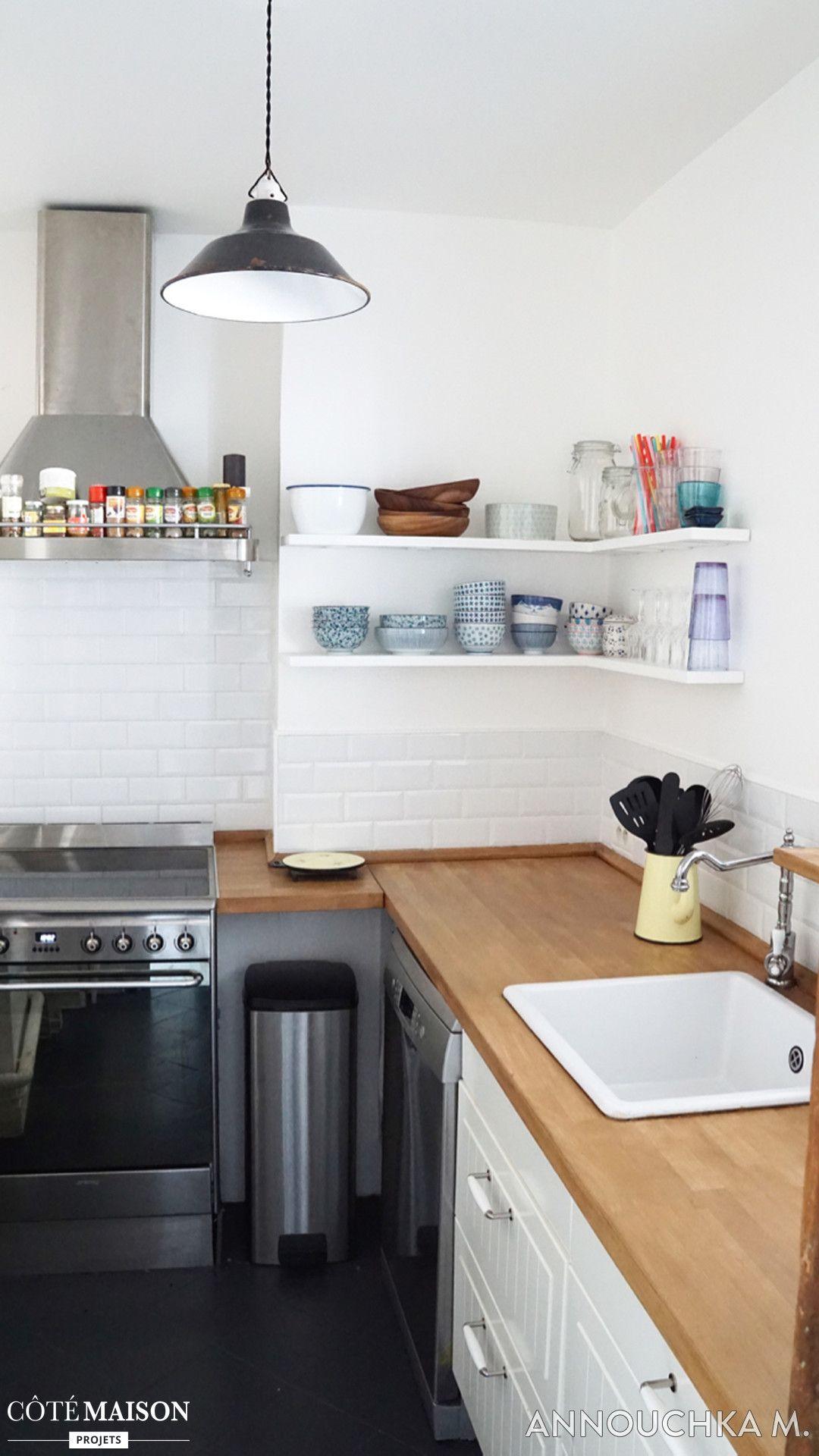 ma cuisine scandinave paris annouchka m c t maison apartment interiors pinterest. Black Bedroom Furniture Sets. Home Design Ideas