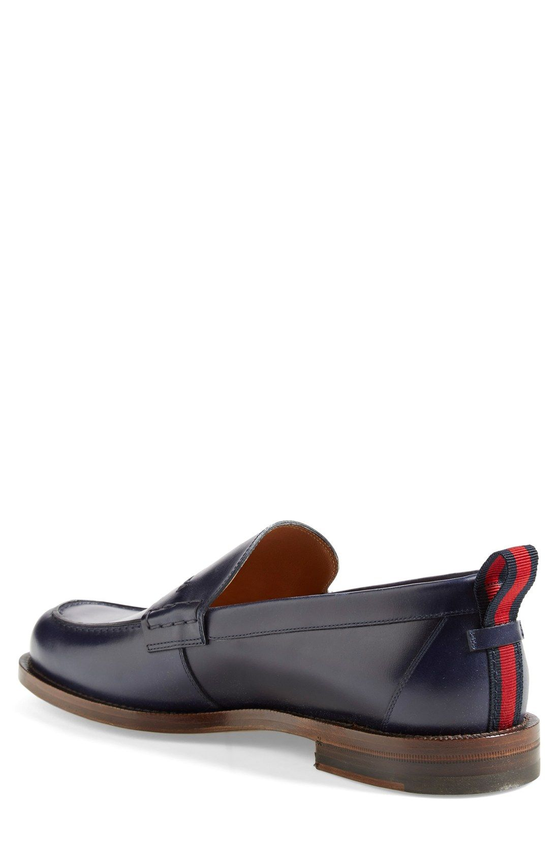 8c8c0762f7a Gucci  Tobias  Penny Loafer (Men)