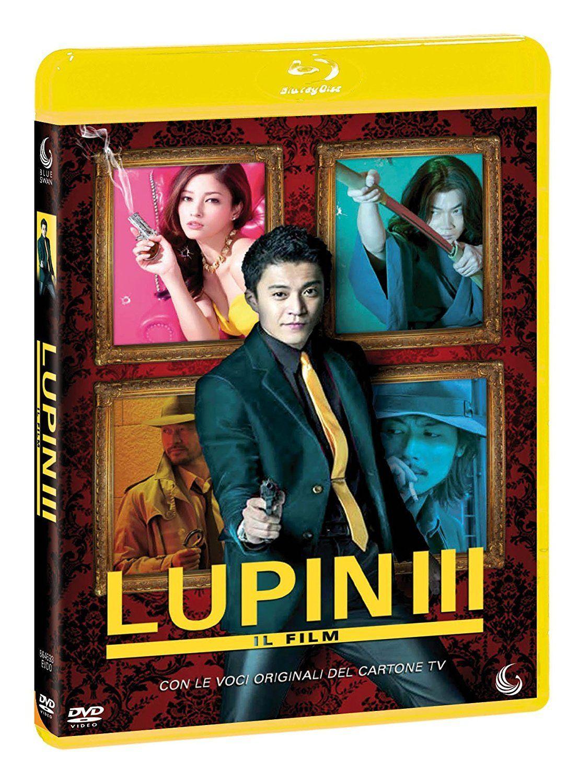Lupin Iii Il Film Blu Ray Il Iii Lupin Ray Film
