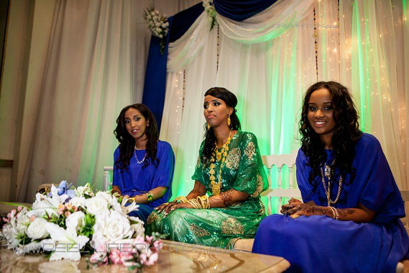 Fun, Colourful and Musical Somali Wedding Photography in London ...