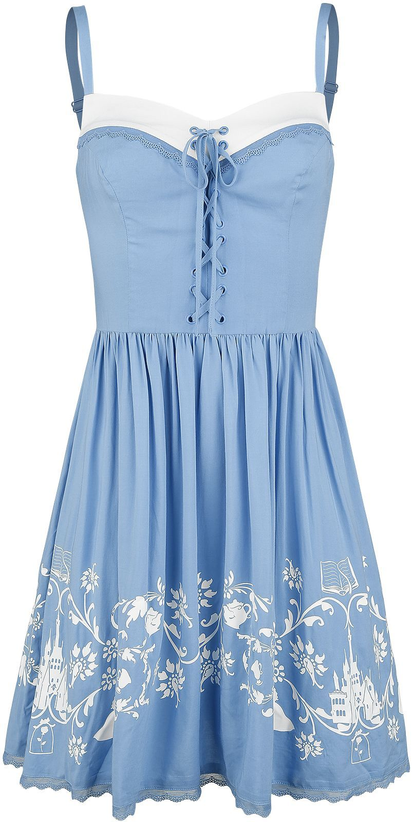 Beauty and the Beast Short dress Buy online now | Lolita / Sweet ...