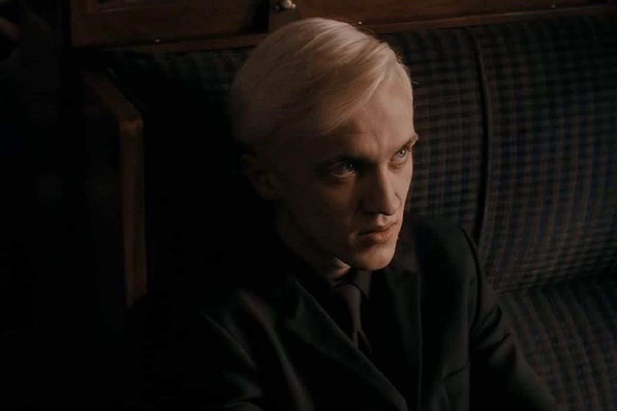 Harry Potter Fans Blown Away to Learn that Draco M