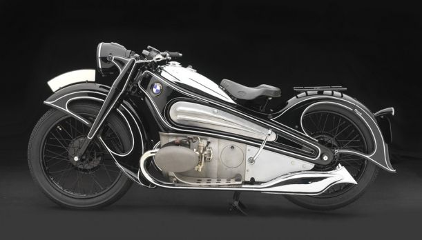 bmw r7 concept motorcycle, 1934 | on view at the ncma | october 1