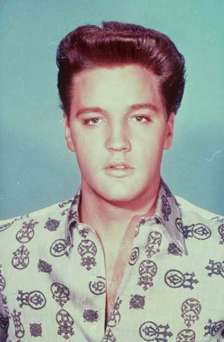 Natural Hair Color Elvis Pinterest Elvis Presley And Movie Stars